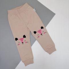 Трикотажні штани для дитини (бежеві), Robinzone ШТ-327
