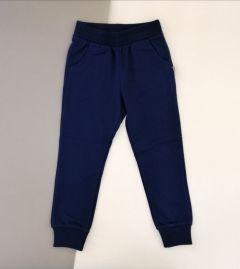 Трикотажні штани для дитини (сині) ШТ-286