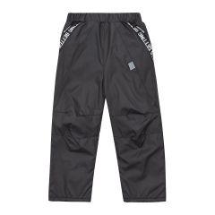 Вітронепродувні штани для дитини (темно-сірі), 10ПЛ114 (3-07)