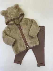 Милий комплект для дитини (світло-коричневий), Lotex 037-21