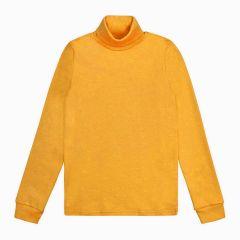 Трикотажний гольф для дитини (жовтий), ЗЛН133