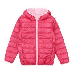 Демісезонна куртка для дівчинки (рожева), 2ПЛ103
