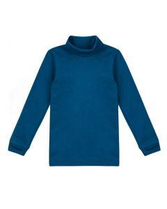 Трикотажний гольф для дитини (синій), ЗЛС128