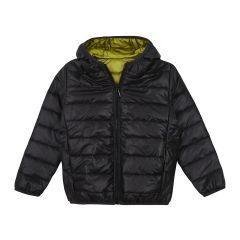Демісезонна куртка для дитини (чорна), 2ПЛ103