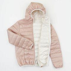 Демісезонна куртка для дівчинки (пудрова), 2ПЛ103