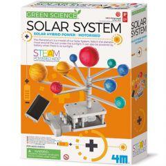 Набір для досліджень сонячної системи,  ND-006