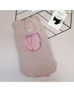 Трикотажна балаклава для дитини, Talvi (рожева пудра) 00696