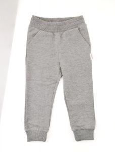 Трикотажні штани для дитини (світло-сірий меланж), Robinzone ШТ-276