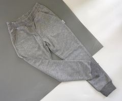 Трикотажні штани для дитини (світло-сірий меланж), Robinzone ШТ-316/317