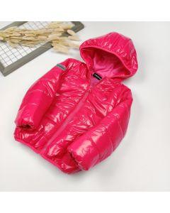 Демисезонна куртка для дівчинки, 414013
