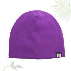 Двойная трикотажная шапочка для ребенка, 03-02102