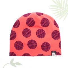 Подвійна трикотажна шапочка для дитини, 03-02103
