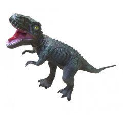 Іграшка-динозавр (гумова), King Me World 031