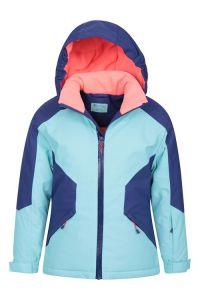 Зимова водонепроникна куртка для дівчинки