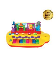 Піаніно - Звірята На Гойдалці, Kiddieland 033423
