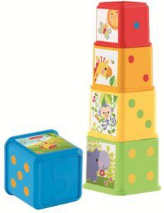 """Розвиваюча іграшка """"Пірамідка"""", Fisher-Price CDC52"""
