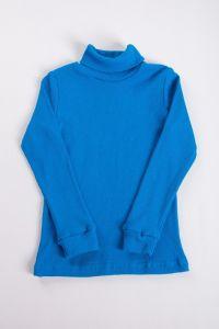 Трикотажний гольф для дитини (голубий), a-04-950-18БМ-v
