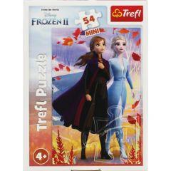 "Міні пазли ""Frozen. Анна та Ельза"", 54 ел.,Trefl 19639"