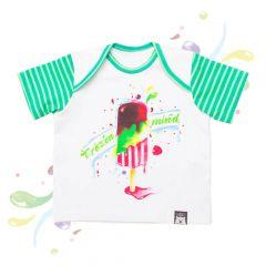 Яскрава футболка для дитини, 08-00201