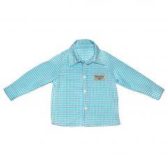 Дизайнерская рубашка для мальчика, С-2