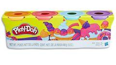 Набір пластиліну Sweet (4 баночки) Play Doh E4869/B5517/6003219