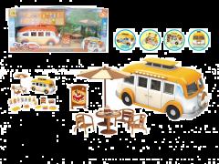 Автомагазин з набором аксесуарів для продажу кави, Pin Ming Toys 2015-1