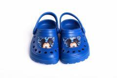 """Сабо для хлопчика """"Mickye Mouse"""" DIS MFB 52 51 8121(сині)"""