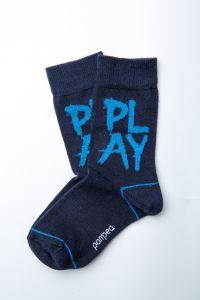 """Шкарпетки для хлопчика """"Gong"""" (сині), Pompea."""