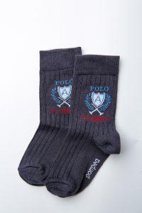 """Шкарпетки для хлопчика """"Mandolino"""" (сірі), Pompea."""