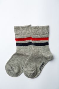 """Шкарпетки для хлопчика """"Tromba"""" (сірі), Pompea."""
