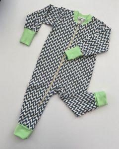 Трикотажний чоловічок для дитини,  К-4220 Mokkibym