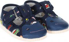 """Тапочки з супінатором """"Машинки"""",темно-сині, 1025 Берегиня"""