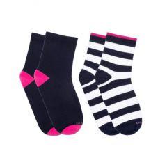 Набір трикотажних шкарпеток (2шт) для дитини,Duna 1068