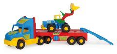 Евакуатор з трактором, Wader Super Truck 36520