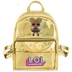 Рюкзак для дівчинки (золотистий),  L.O.L. SURPRISE 113835