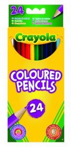 Кольорові олівці (24 шт), Crayola 3624