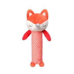 Іграшка-пищалка FOX VINCENT, BabyOno 1161