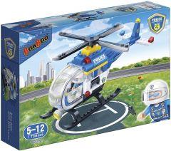 """Конструктор """"Поліція/вертоліт"""", Banbao 7008"""