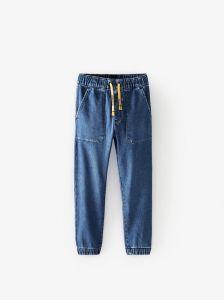 Джинсовые джогеры для мальчика от Zara