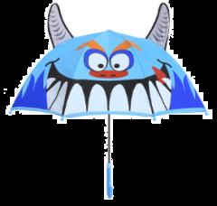 "Дитяча парасоля з 3D вушками ""Монстрик"""