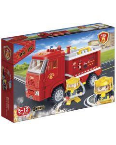 "Конструктор ""Пожежники/пожежна вантажівка"", Banbao 7116"