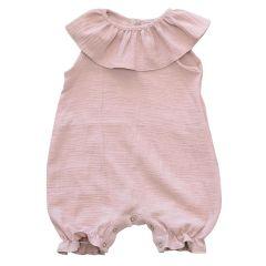 Муслиновый песочник для девочки (пудровый), Minikin 2010514
