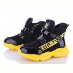 Замшеві чобітки для дівчинки, A95