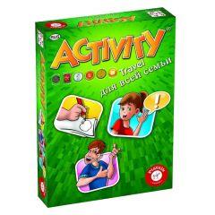 Настільна гра «Activity Travel для всієї сім'ї» (рус.), Piatnik 793295