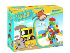 Конструктор «Friends on the move» (33 эл.), Wader 54300