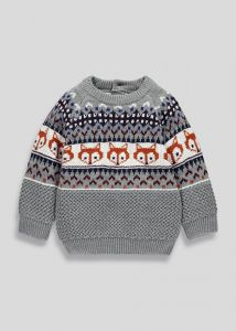 Вязаний светр для хлопчика