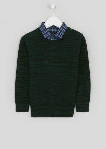 Пуловер 2-в-1 для хлопчика