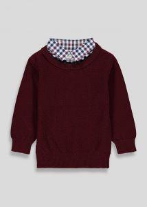 Пуловер 2-в-1 для мальчика