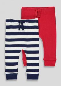 Набір трикотажних штанят (2 шт.) для дитини