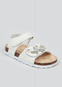 Літні сандалі для дівчинки